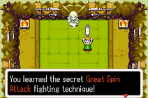 (GBA Rom) The Legend of Zelda - The Minish Cap 03