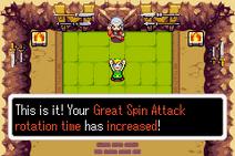 (GBA Rom) The Legend of Zelda - The Minish Cap 07