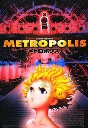 Metropolisanime poster