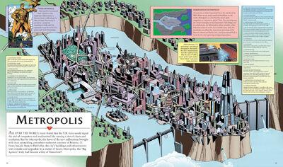 Metropolismap
