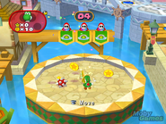 198595-mario-party-7-gamecube-screenshot-yoshi-collects-coins-in