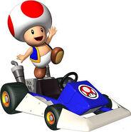 Toad+Mario+Kart+DS