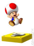 Toad in Mario Party 9