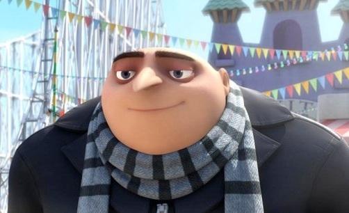 chefe Gru (Meu Malvado Favorito)