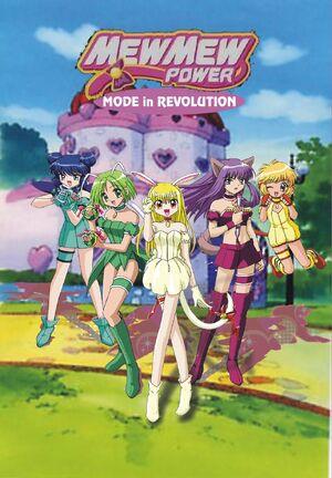 Mew Mew Power - Mode in Revolution