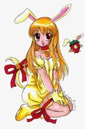 Mew Berii by ellana