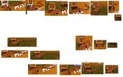Anteater Game Sprite