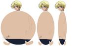 Ryou Deflate in Ichigo Momomiya Revolution S1 Ep13 Flashback