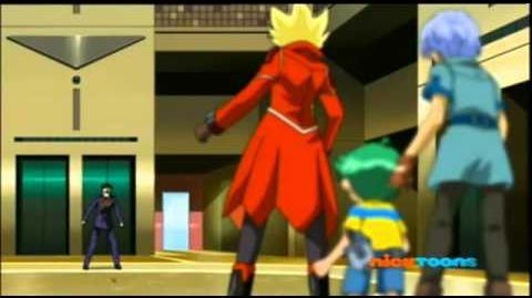 Beyblade Metal Fusion - Phoenix vs Doji
