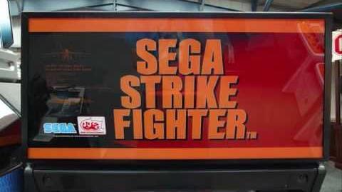 Sega Strike Fighter Theme