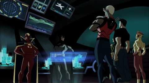 Comic-Con Young Justice & Characters