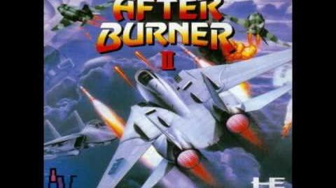 After Burner - After Burner (Version II)