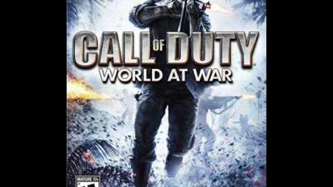 Call of Duty - World at War OST - Hells Gate