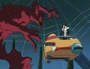DMx121 Monster Gozaburo vs Seto