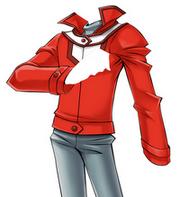 Slifer Red Uniform - MALE