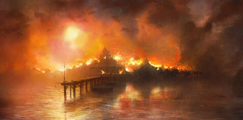 Rithwic is burning