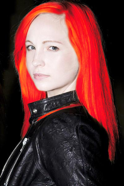 Caroline Forbes Redhead Complete