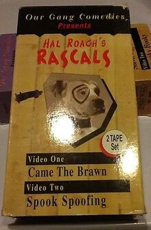 Our Gang Comedies presents Hal Roach's Rascals in Came the Brawn with Spook Spoofing