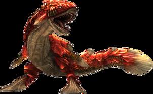 Crimson Volganous