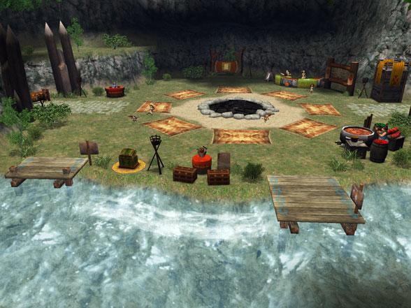 Hunter's Camp