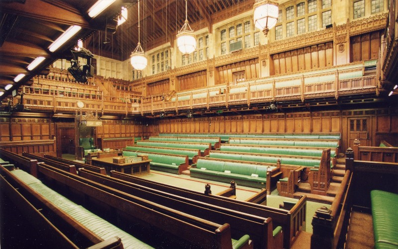 House of Commons   Model House...
