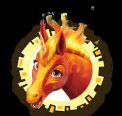 Jednorożec ognia avatar