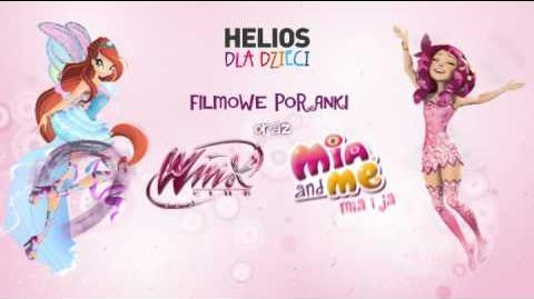 Poranki z Winx Club oraz Mia i ja w kinach Helios!