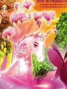 The flower unicorn moore