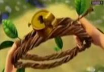 Kawałek trumptusa w koronrie