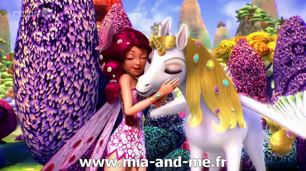 Mia and me saison 2 épisode 1