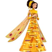 Królowa Mayla u la la-1