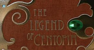 The legend of centopia bookcover mia and me by stell e-d5m83fr