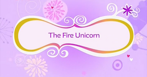 The Fire Unicorn