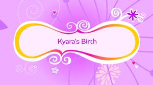 Kyara's Birth