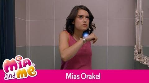 Alle Orakel der zweiten Staffel - Mia and me