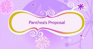 Panthea's Proposal