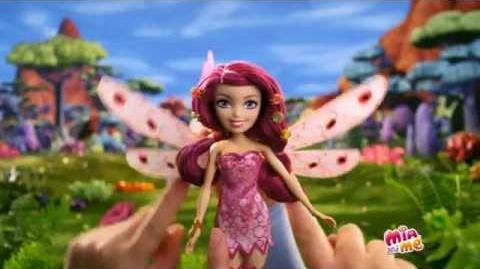 Mia and me - TV-Spot - Mattel (German)