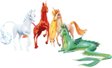 Element unicorns