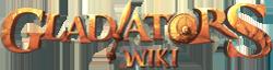 Gladiators of Rome Wiki Wordmark