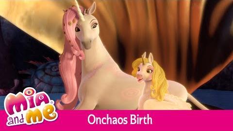 Mia and me - Onchao's Birth