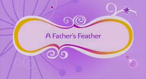 A Fathers Feathers