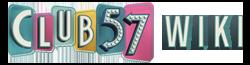 Club 57 Wiki Wordmark