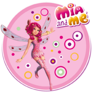 Mia sticker design by Morgan