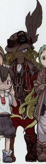 Lyza Official Manga Color