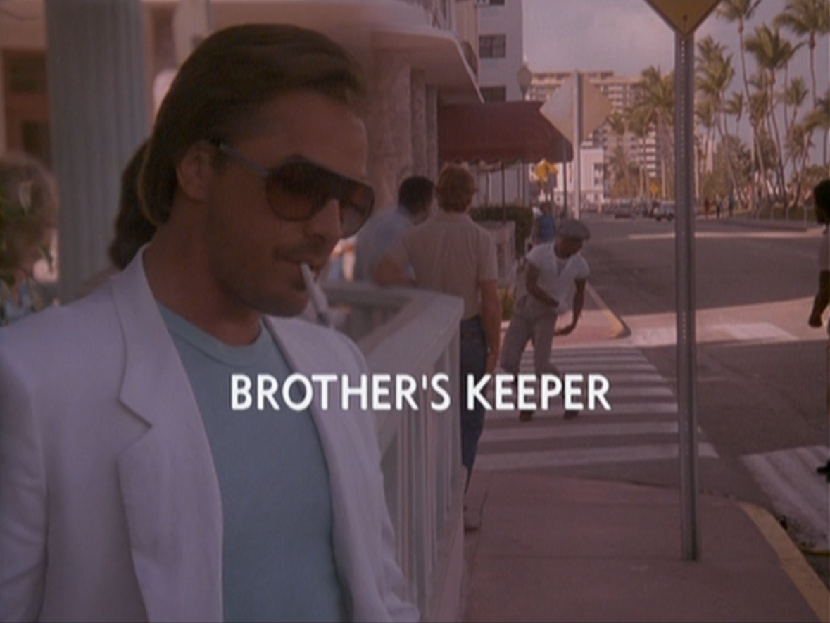brother's keeper"