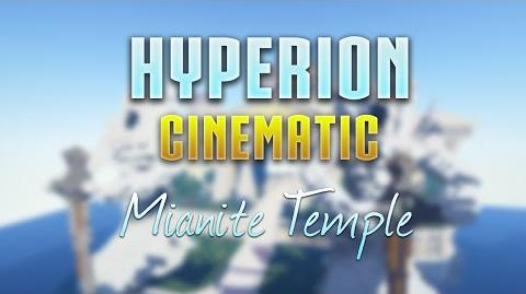 Temple of Mianite Cinematic