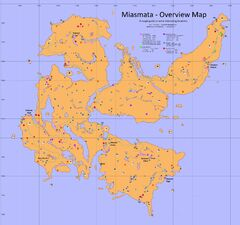 Miasmata Map (1.3 - 5Jan2013)