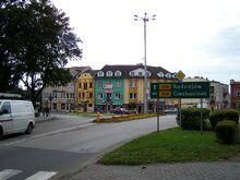 Centrum Aleksandrowa Kujawskiego