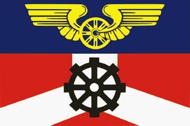 Flaga Bogumina