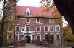 Pałac Wojnowice